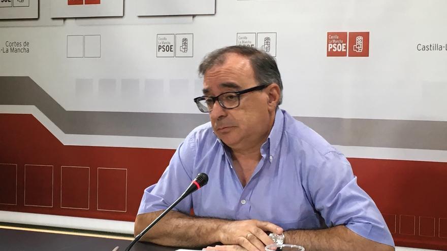 """El PSOE afirma que la entrada de Podemos al Gobierno de C-LM da """"la estabilidad necesaria"""" a la comunidad"""