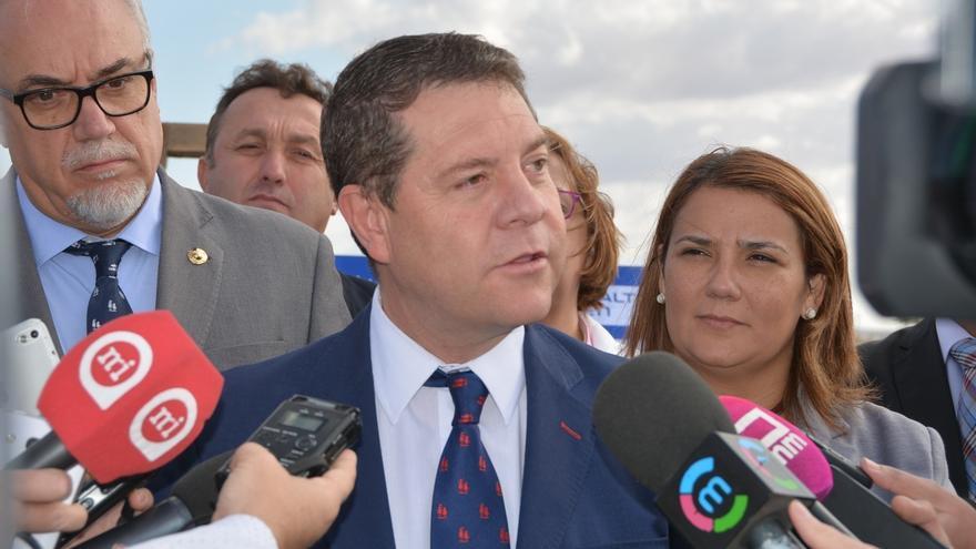 """Page, sobre las primarias del PSOE, insiste en que """"el único objetivo común es evitar que Cospedal vuelva al Gobierno"""""""