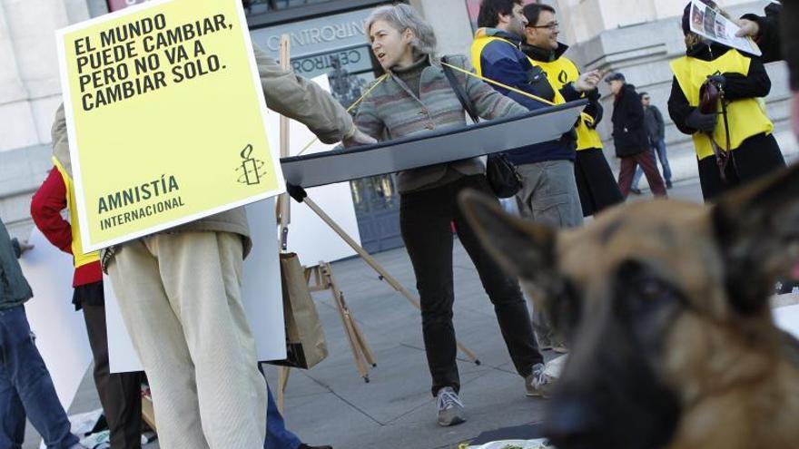 Voces ciudadanas recorren Madrid pidiendo el final de recortes de derechos