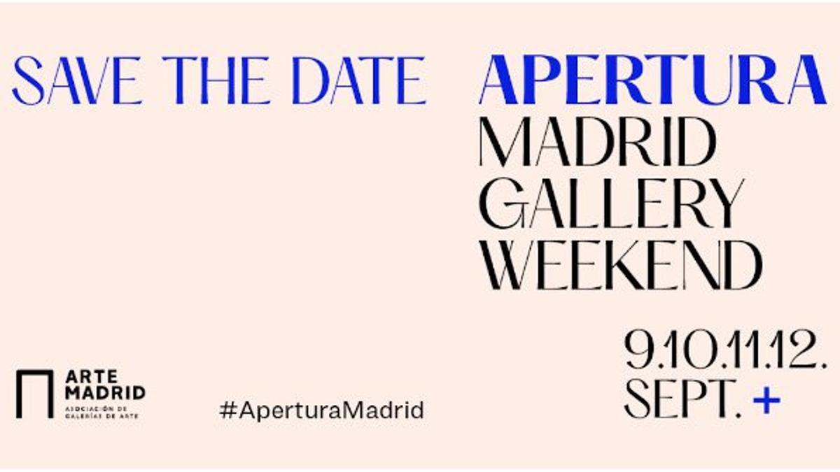 Apertura Gallery Weekend 2021