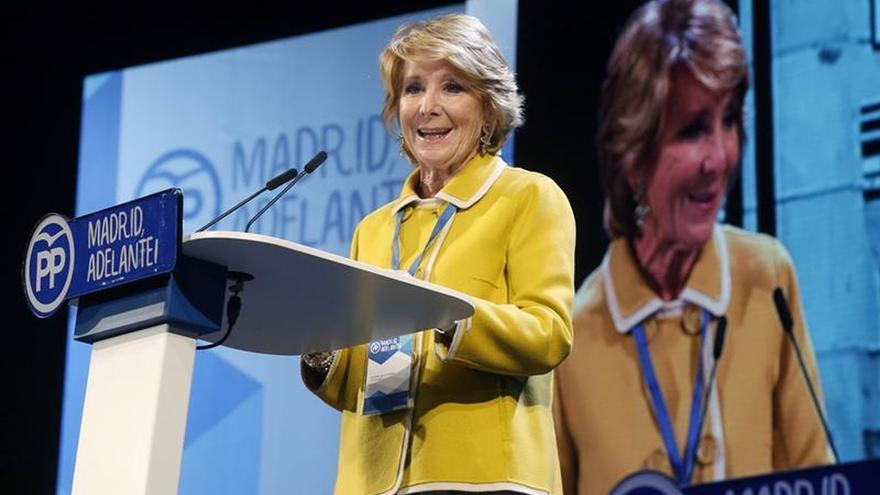"Aguirre dice que busca ""desenmascarar el sistema totalitario"" de Carmena"