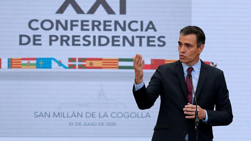 La Conferencia de Presidentes se celebrará el 30 de julio en Salamanca