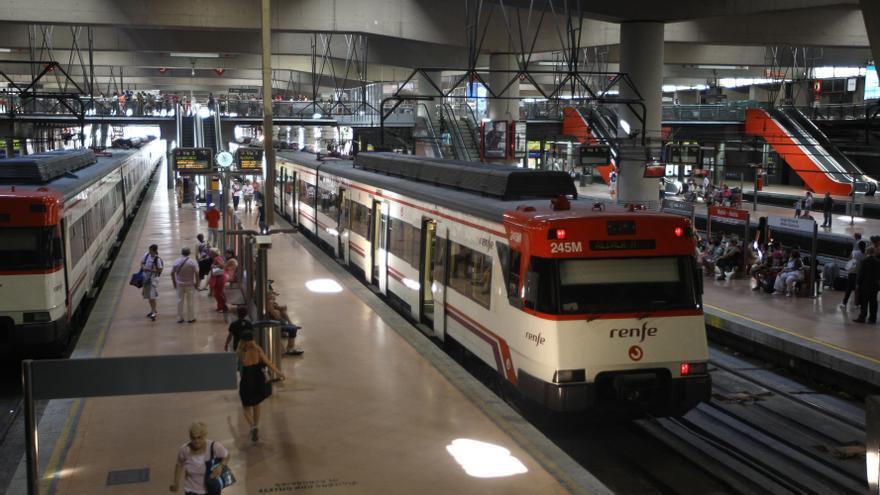 Renfe recibirá 480 millones del Estado para costear los servicios públicos de transporte