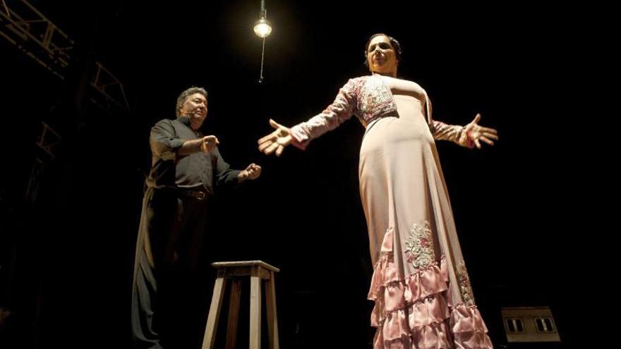 Eva Yerbabuena, Estrella Morente y Tomatito, en el festival de Flamenco de Miami