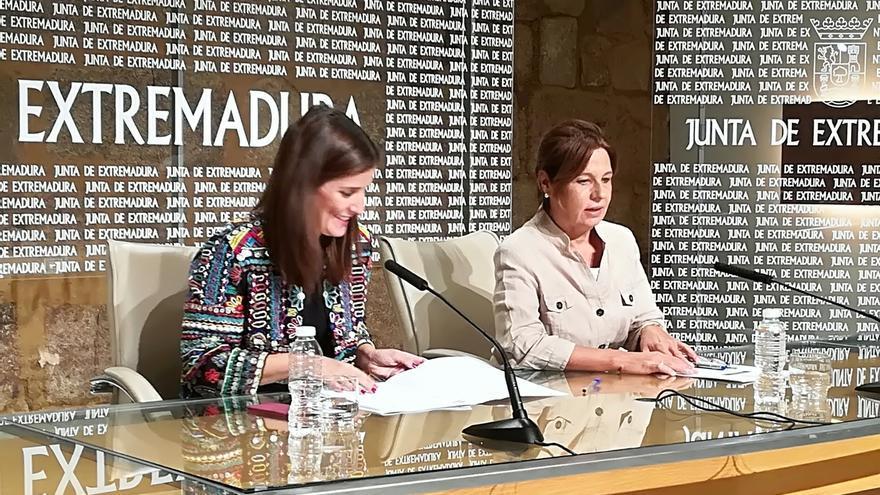 """La Junta de Extremadura propone """"diálogo"""" a los grupos políticos para """"modificar"""" el Impuesto de Sucesiones"""