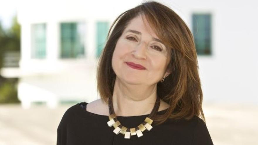 Amparo Navarro se convierte en la tercera rectora de las cinco universidades públicas valencianas al ganar las elecciones en el campus de Alicante