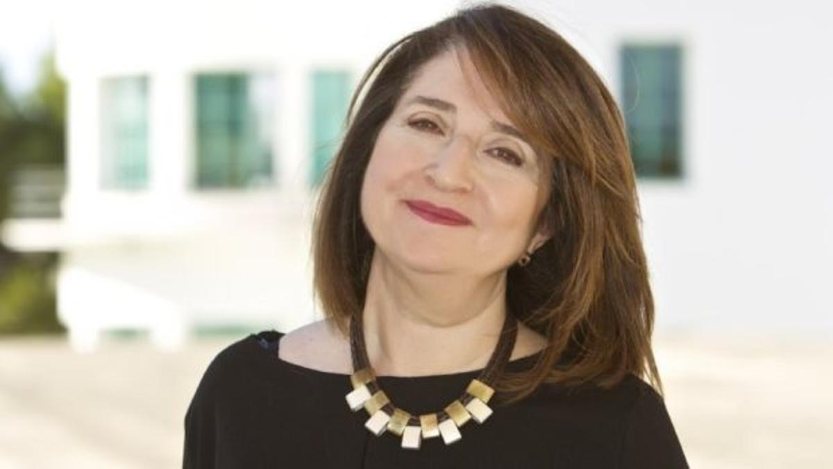 La nueva rectora de la Universidad de Alicante, Amparo Navarro.