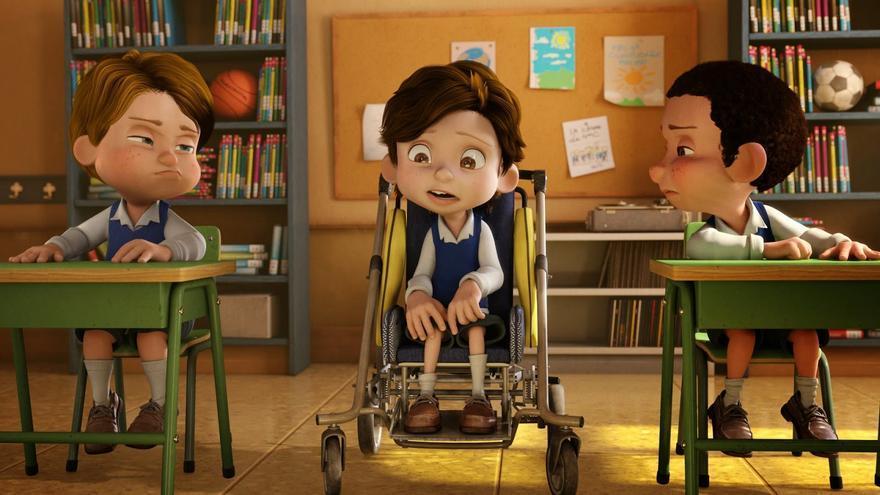 Cuerdas, cortometraje de animación ganador del Goya