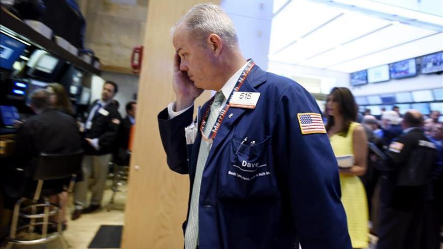 Wall Street cambia de rumbo y el Dow Jones cede un 0,26 por ciento