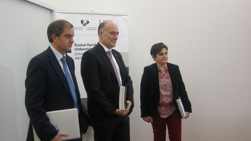 El rector de la UPV/EHU comparecerá ente miércoles en Getxo como imputado en una querella por prevaricación