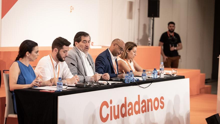 Ciudadanos elegirá a los miembros de la gestora y pondrá fecha al congreso extraordinario el 30 de noviembre
