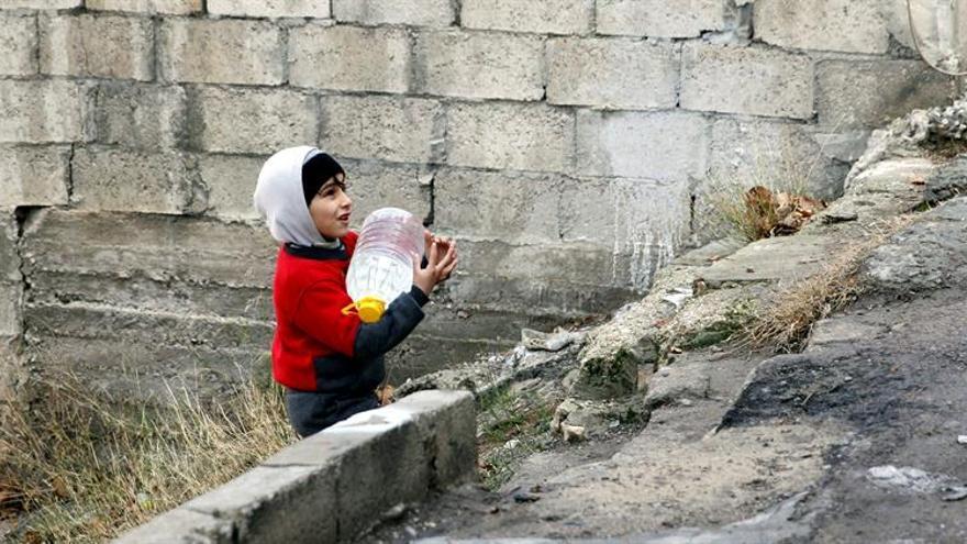 El Estado Islámico sabotea la principal canalización de agua potable de Alepo