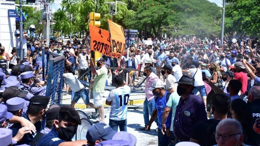 El Gobierno de Formosa justificó el ASPO y minimizó la represión