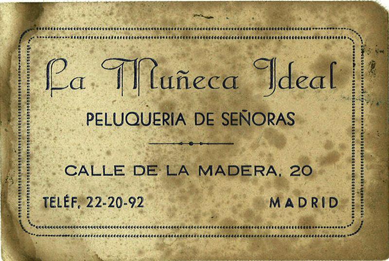 Anuncio de La muñeca ideal | CARPETANIA MADRID
