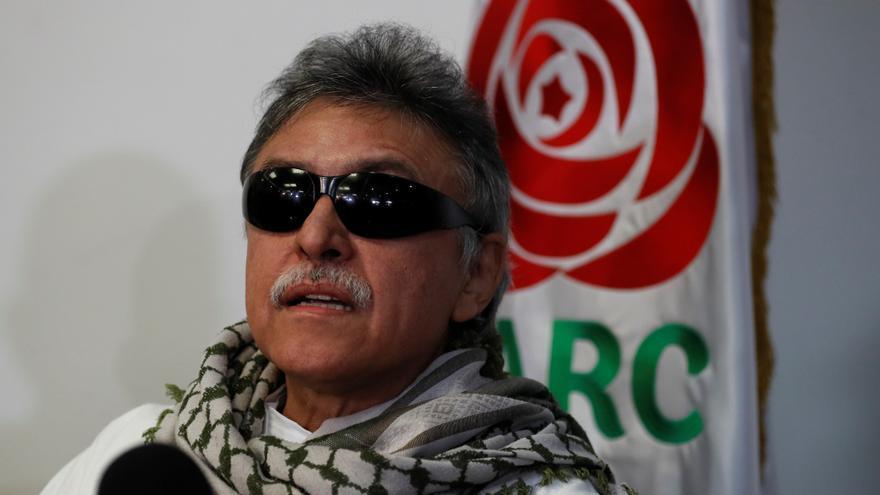La Justicia colombiana avala la extradición a EE.UU. de Santrich, exmiembro de las FARC