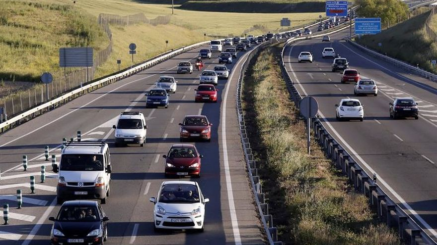 Fomento reabre hoy al tráfico el puente del nudo de la A-5 y la M-40