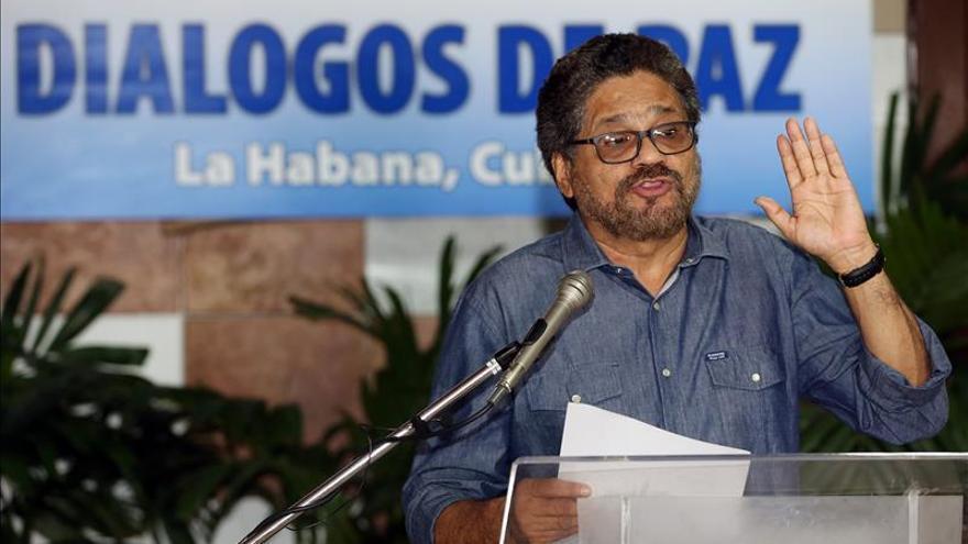 Las FARC dice que el Gobierno rechaza los territorios de paz por miedo a innovar
