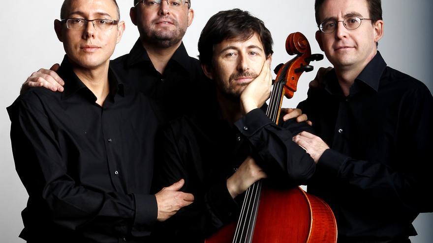 El Cuarteto Saravasti
