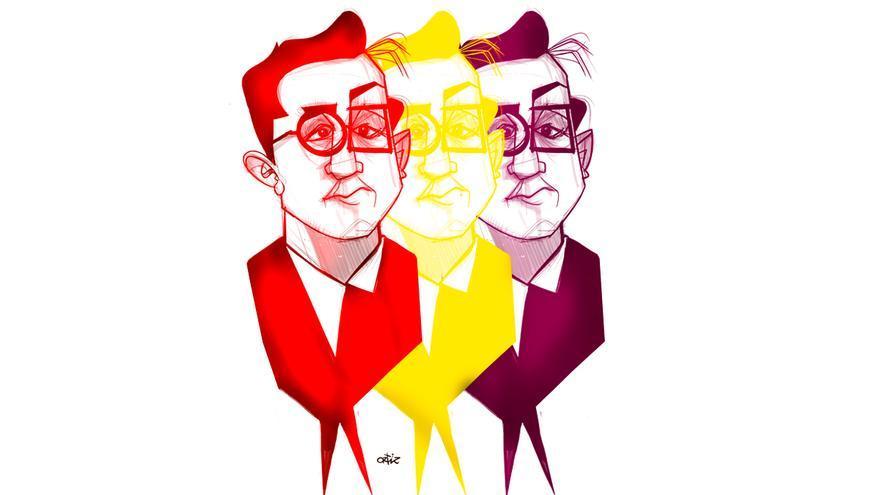 Ilustración de Luciano Malumbre.   Jorge Ortiz Gómez