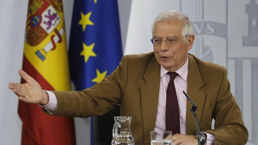 """España trabaja """"intensamente"""" para la liberación de los periodistas de EFE"""