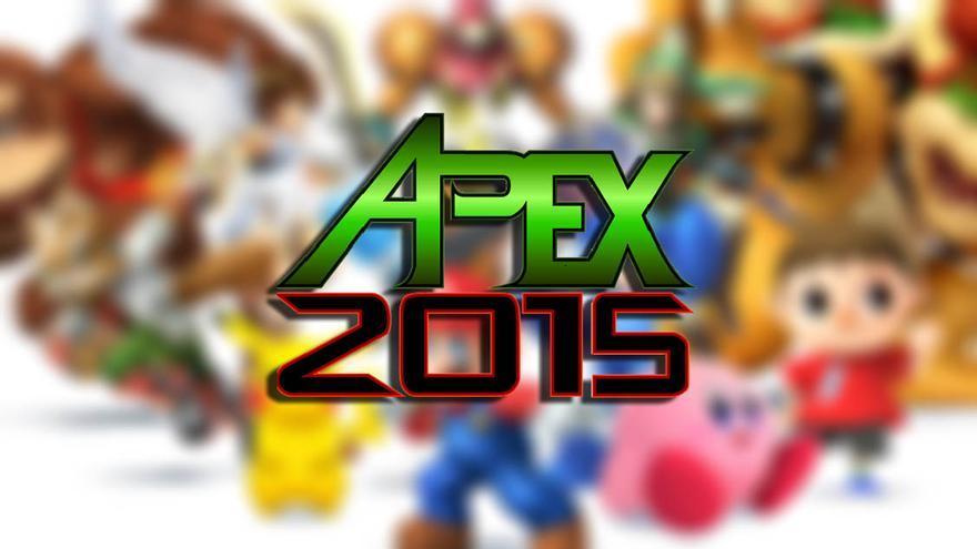 APEX super smash bros