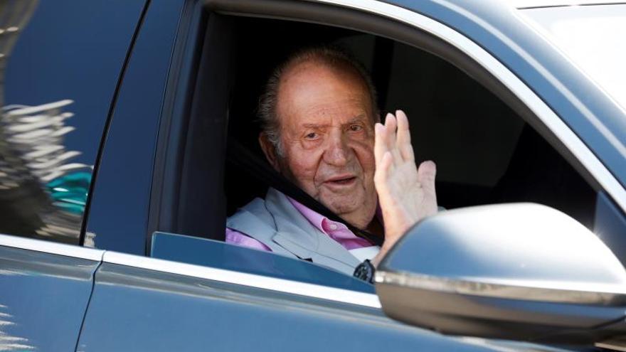Podemos promoverá una comisión de investigación sobre el rey Juan Carlos