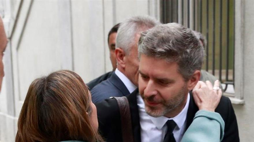 """La presidenta del Parlamento catalán: """"Volvemos a casa"""""""