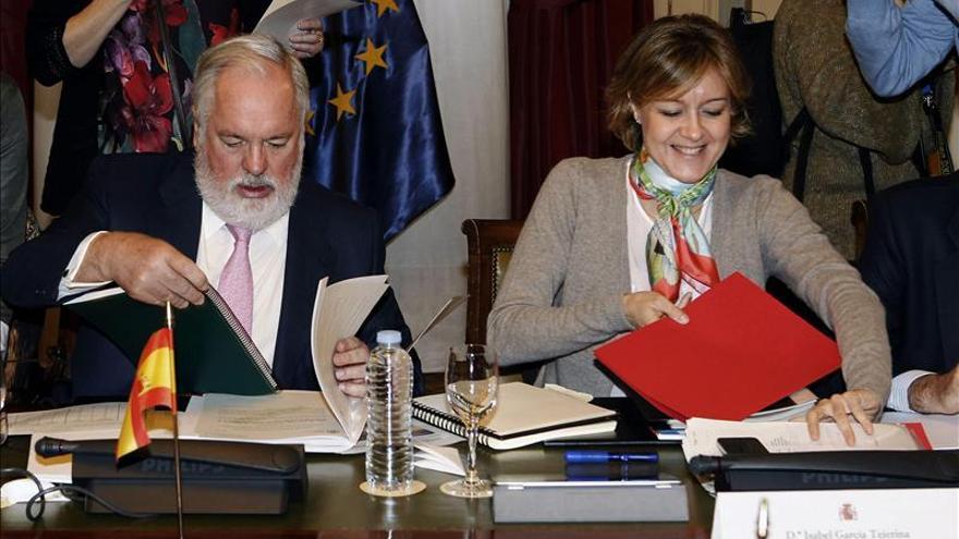 M.Ambiente acuerda remitir a la UE el plan para la financiación de la Red Natura