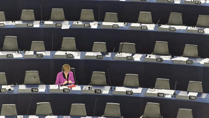 La irlandesa Mairead McGuiness se presenta candidata a presidir la Eurocámara