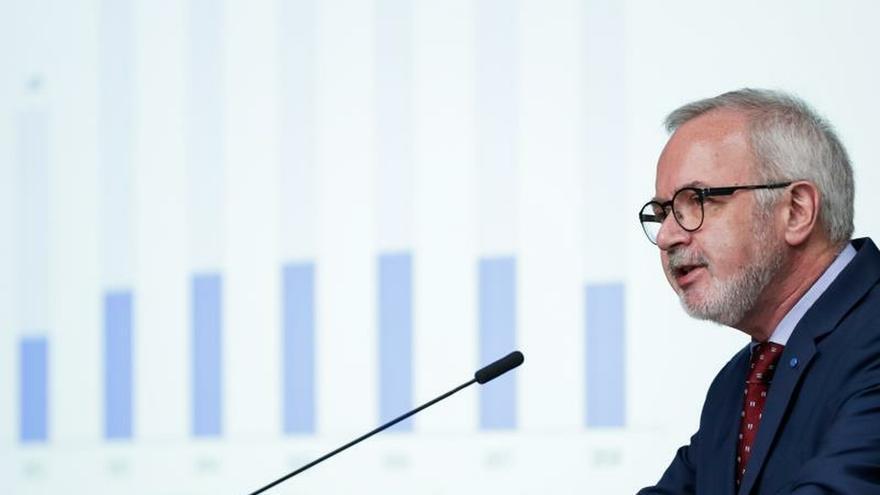 El presidente del Banco Europeo de Inversión, Werner Hoyer.