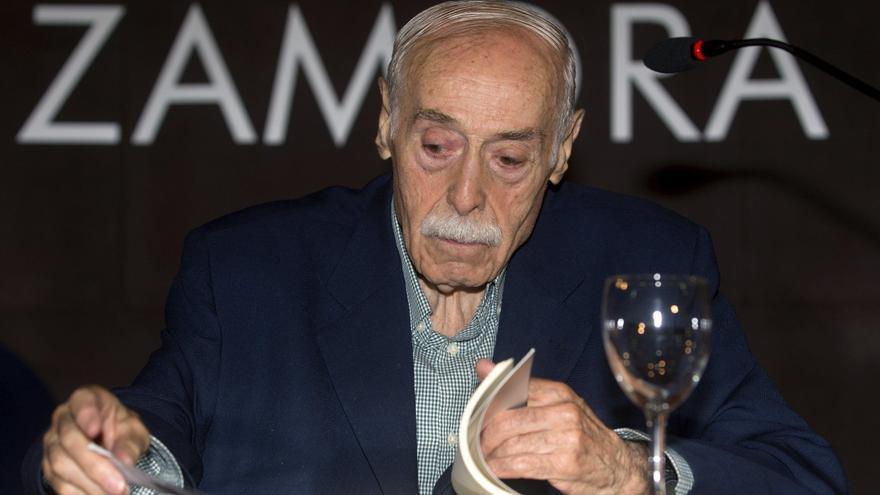 Fallece a los 85 años el poeta zamorano Jesús Hilario Tundidor