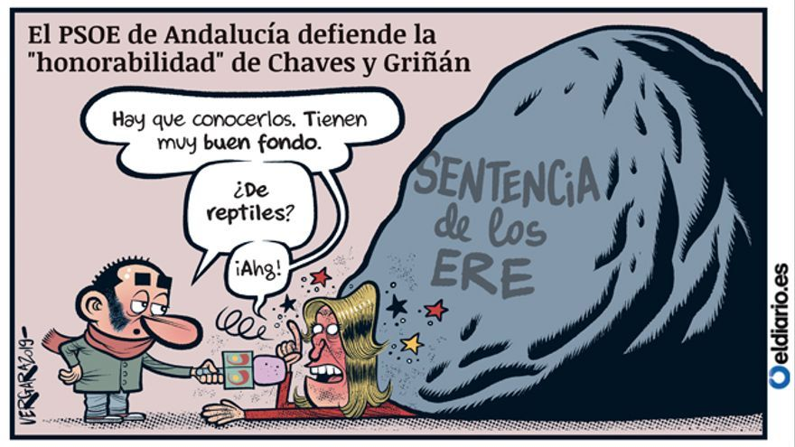 Chaves y Griñán