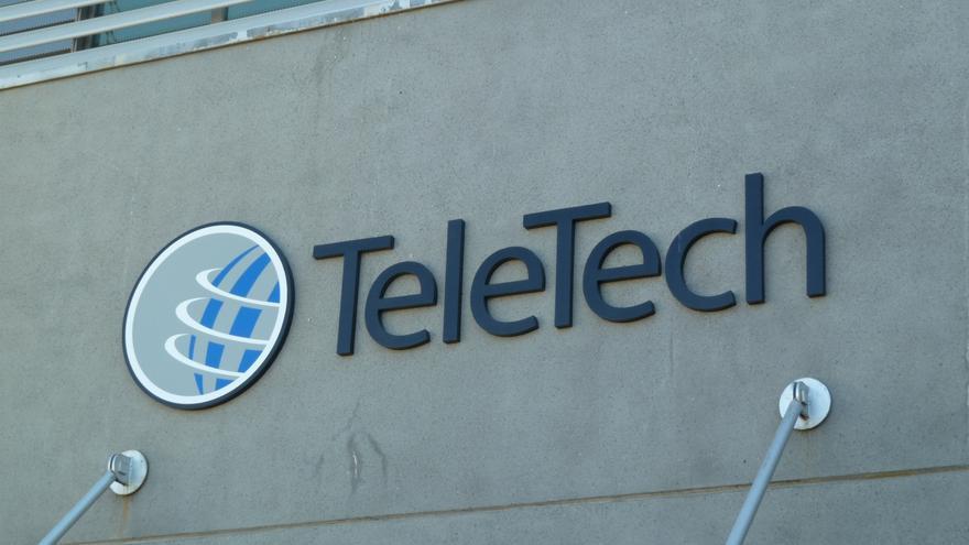 Teletech dice haber abonado las indemnizaciones de los trabajadores indefinidos incluidos en el ERE