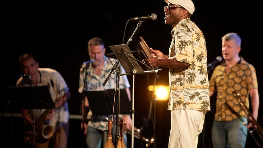 Boogalizer inaugura un Noches de Jazz cargado de energía positiva