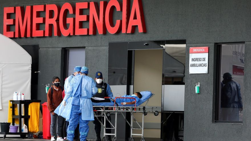 Ecuador suma 987 casos de covid-19 y acumula 438.108 y 21.018 decesos