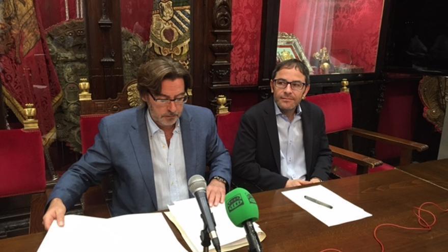 Junta de gobierno local en Granada.