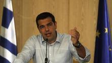 Tsipras acuerda con ACNUR aumentar la cooperación sobre la crisis migratoria