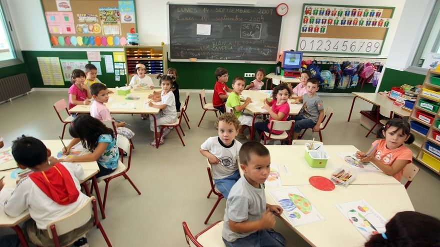Publicada la orden que establece el calendario escolar de Cantabria con una semana de vacaciones cada dos meses