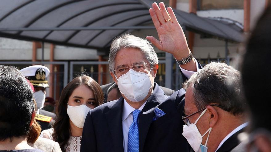 Guillermo Lasso asumió la presidencia de Ecuador