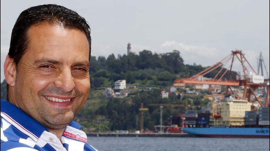 Antolín Goya, de la Coordinadora de Trabajadores del Mar