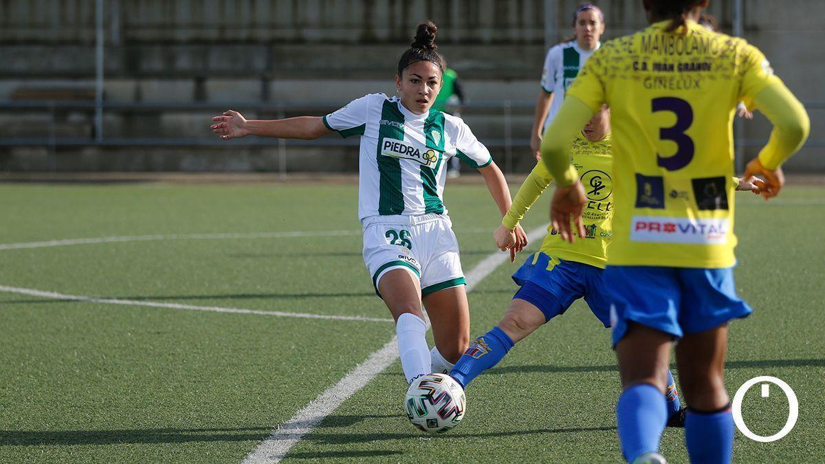Wifi, en un partido del Córdoba Femenino