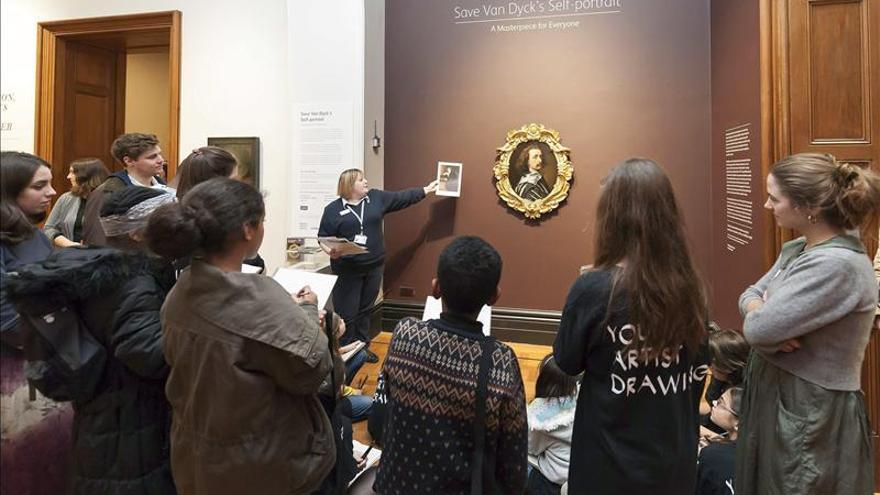 La National Portrait Gallery recauda 4 millones de euros para salvar un Van Dyck