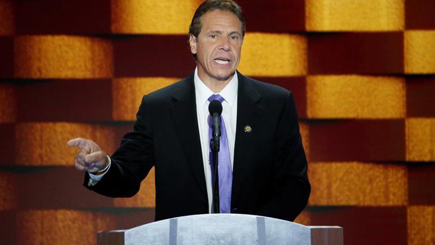 El gobernador de Nueva York pide a Trump usar el poder de la Casa Blanca para ayudar Puerto Rico