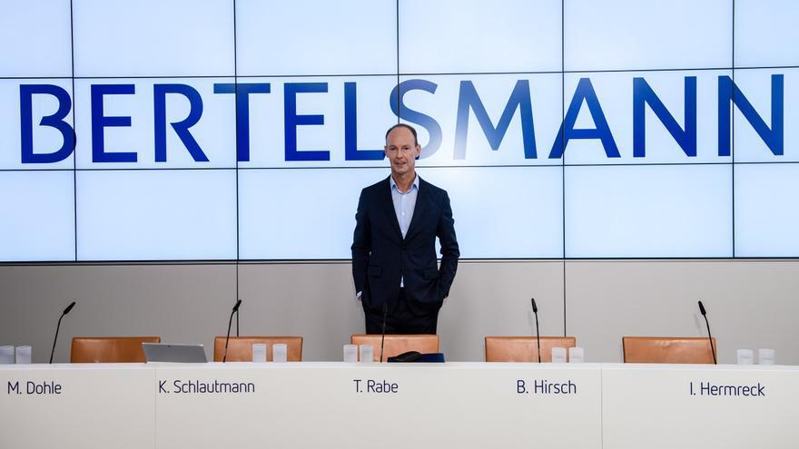 Bertelsmann ganó 488 millones de euros hasta junio, un 3 % menos