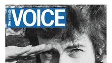 La última portada del Village Voice