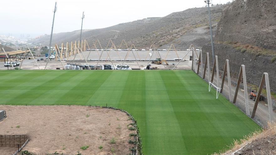 Panorámica de las remozadas instalaciones de Barranco Seco
