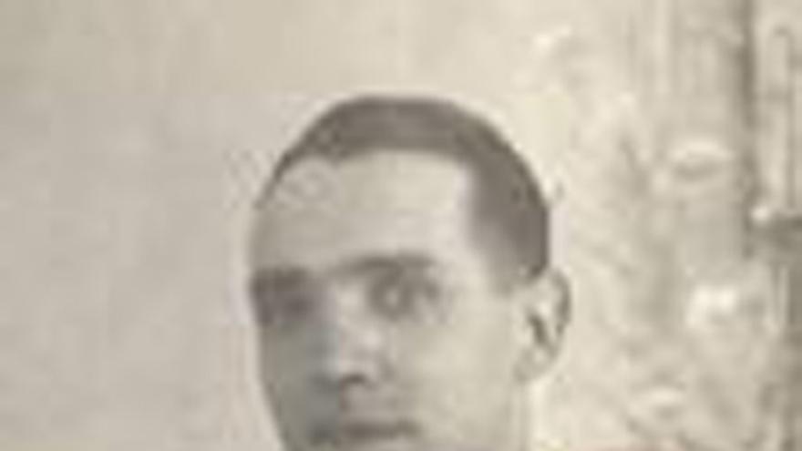 Emilio Armengod, argentino asesinado en 1936.
