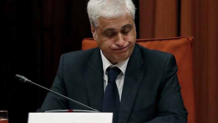 """Gordó cree que Puigdemont se """"equivocó"""" al cesar a Baiget como conseller"""