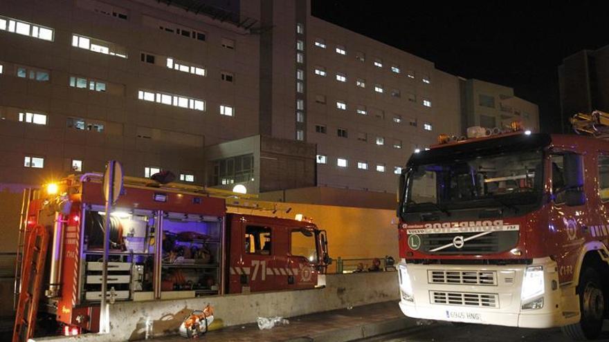Condenada a 6 años de prisión la mujer que quemó las Urgencias del Hospital de La Candelaria