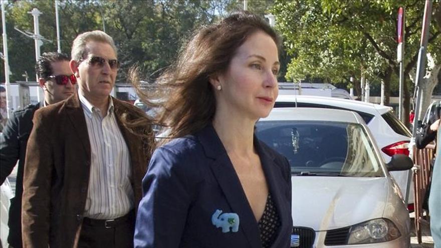 La juez de los ERE imputa a un cuarto hermano Ruiz Mateos